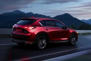 2021 Mazda CX-5 ปรับไมเนอร์เชนจ์ จออินโฟเทนเมนท์ใหญ่ขึ้น เพิ่มความปลอดภัย