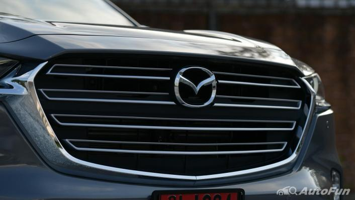2021 Mazda BT-50 Pro Double Cab 3.0 SP 6AT 4x4 Exterior 005