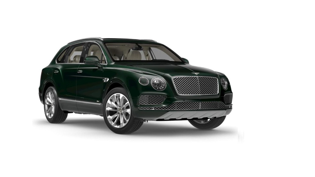 Bentley Bentayga Public 2020 Others 003