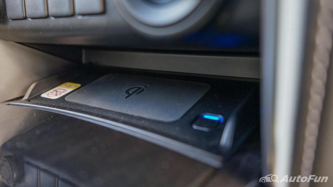 2020 Toyota Fortuner 2.8 Legender 4WD Interior 026