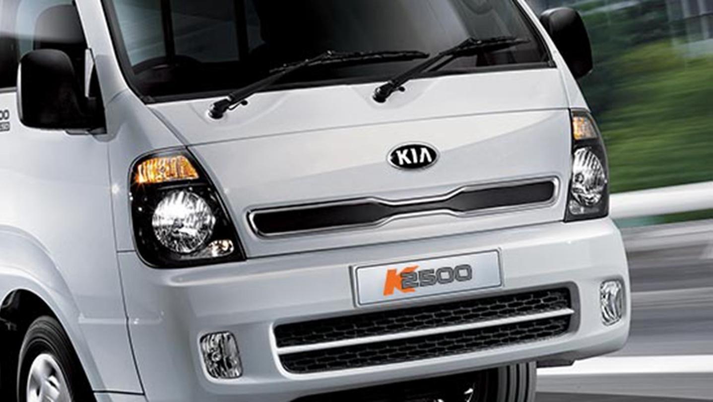 Kia K2500 2020 Exterior 003