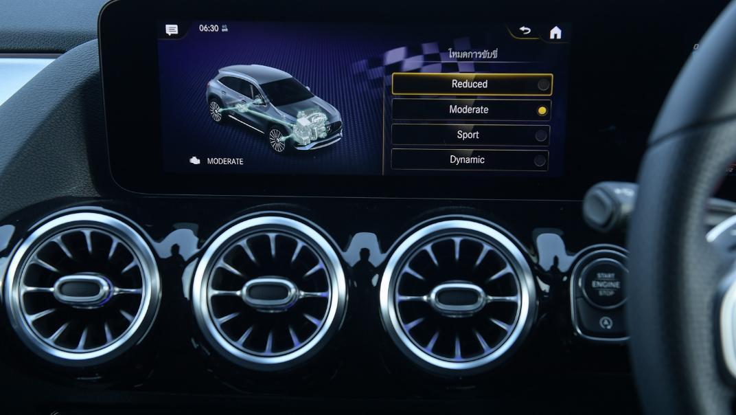 2021 Mercedes-Benz GLA-Class 35 AMG 4MATIC Interior 045
