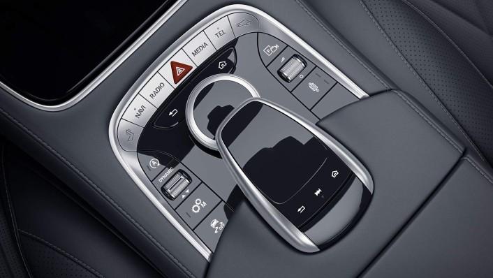 Mercedes-Benz S-Class Coupe 2020 Interior 005