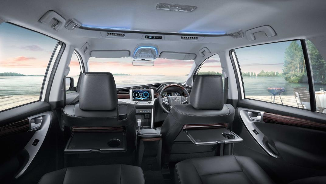 2021 Toyota Innova Crysta Interior 001