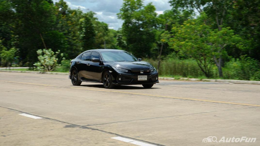 2020 Honda Civic 1.5 Turbo RS Exterior 091
