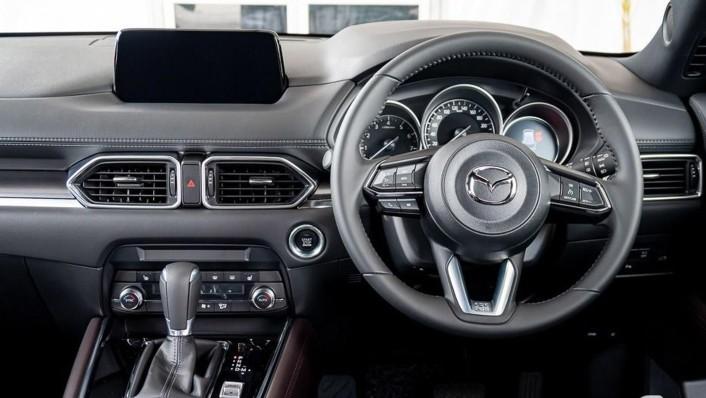 Mazda CX-8 2020 Interior 001