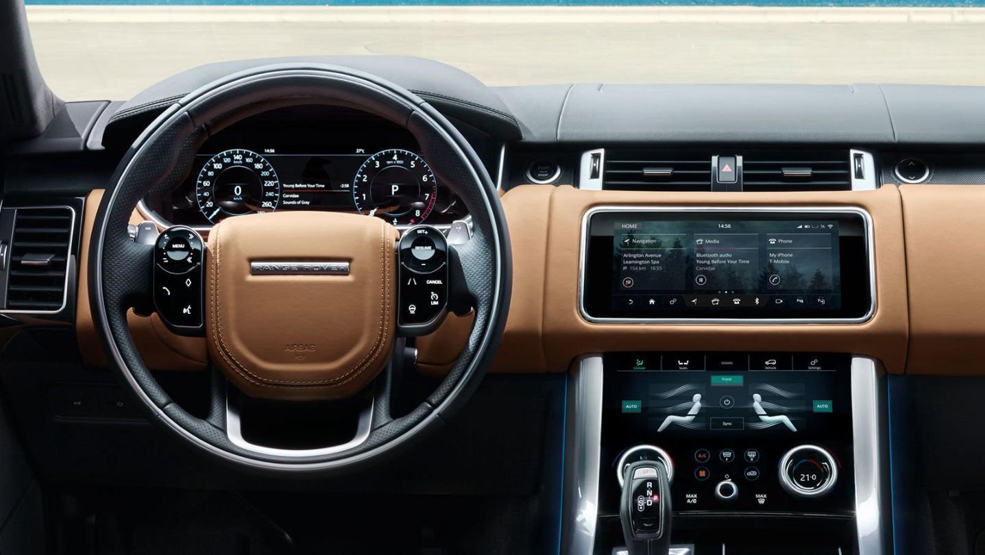 Land Rover Range Rover Sport 2020 Interior 004