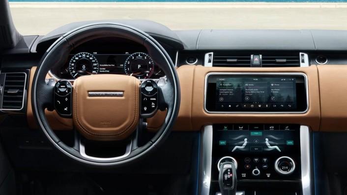 Land Rover Range Rover Sport Public 2020 Interior 004