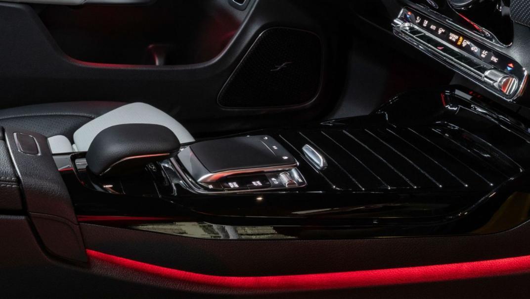 Mercedes-Benz CLA-Class 2020 Interior 011