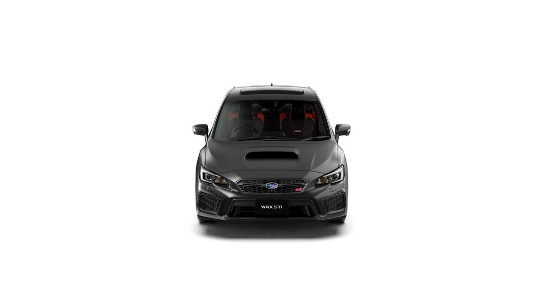 Subaru WRX-STI 2020 Exterior 012