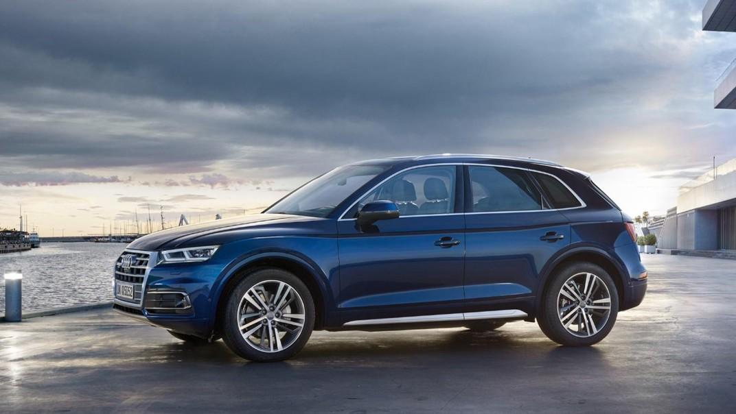 Audi Q5 2020 Exterior 019