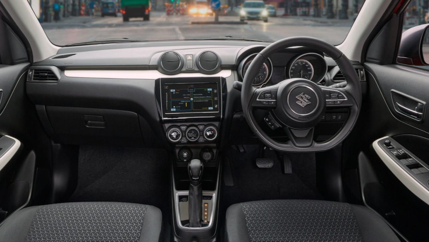 Suzuki Swift 2020 Interior 001