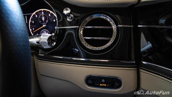 2020 Bentley Flying Spur 6.0L W12 Interior 009