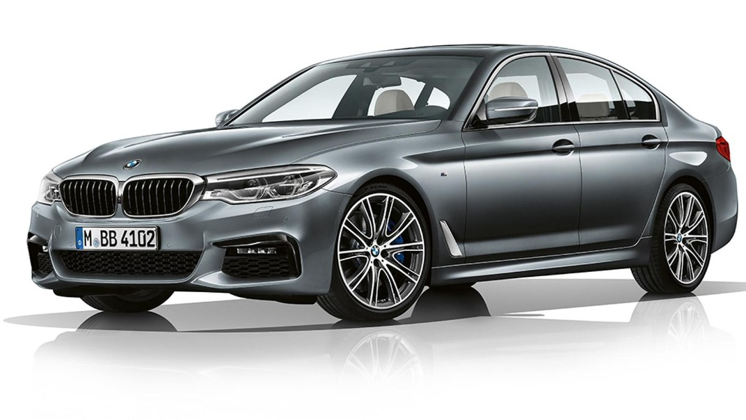 BMW 5-Series-Sedan 2020 Others 006