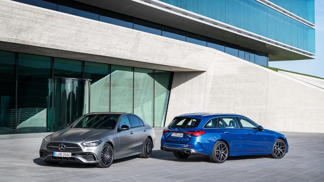 2021 Mercedes-Benz C-Class W206 Upcoming Version Exterior 021