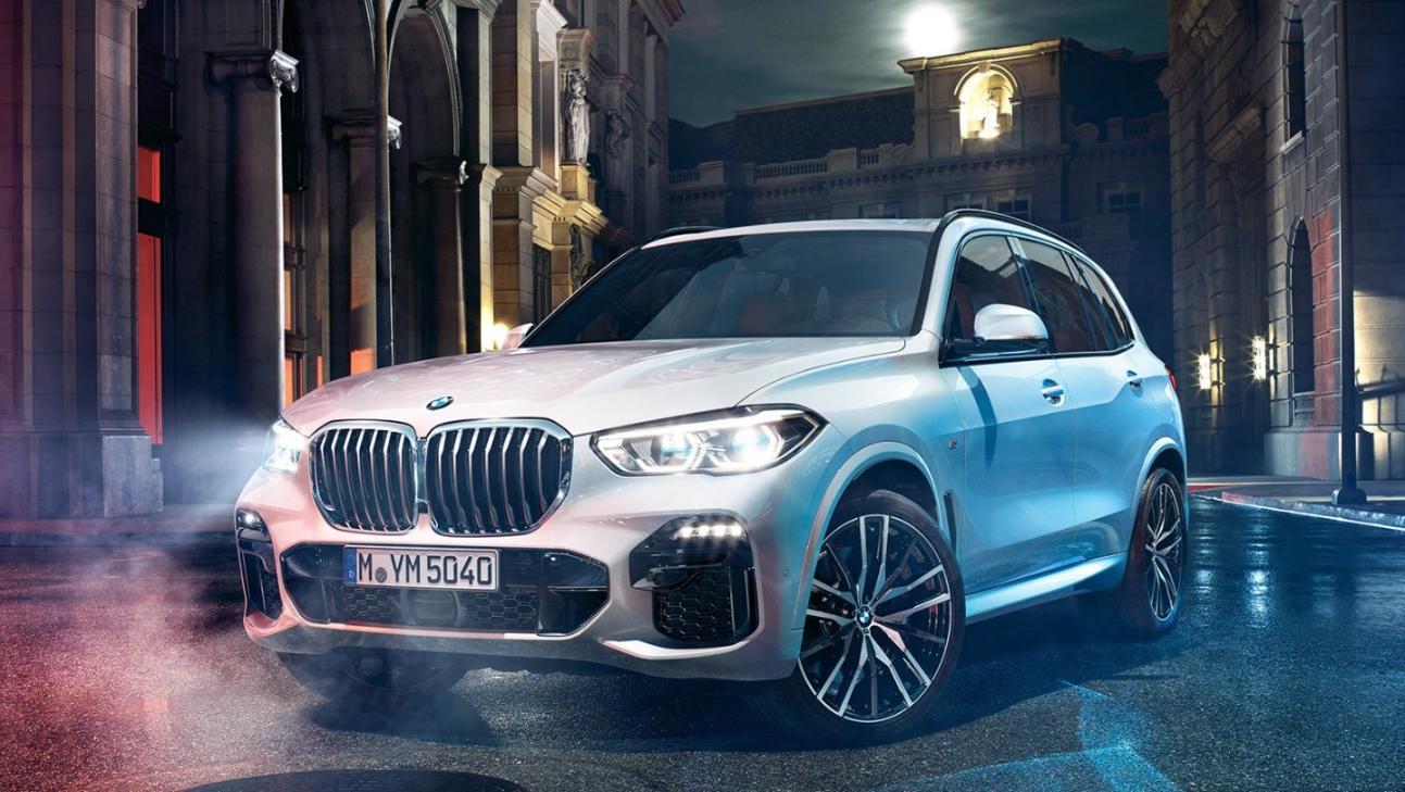 BMW X5 2020 Exterior 002