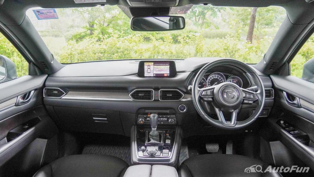 2020 2.5 Mazda CX-8 Skyactiv-G SP Interior 001