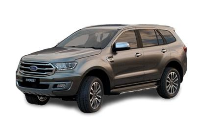 2020 2.0 Ford Everest Titanium 4x2