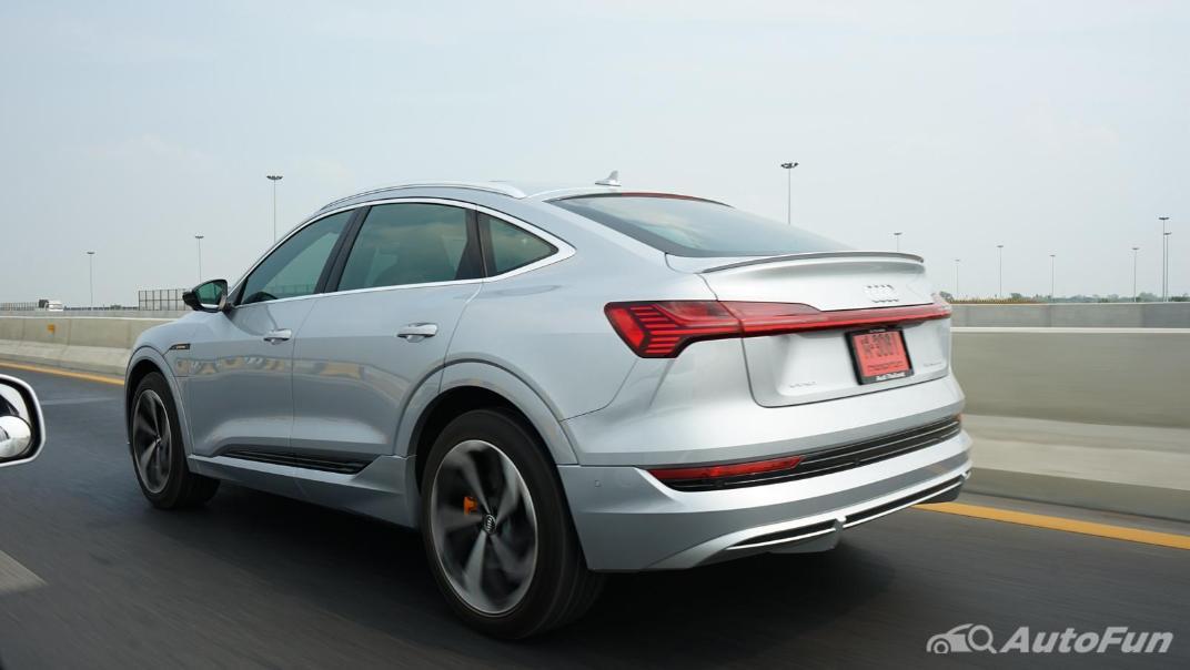 2020 Audi E Tron Sportback 55 quattro S line Exterior 013