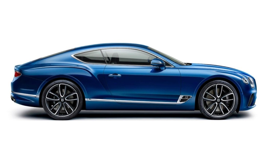 Bentley Continental-GT Public 2020 Exterior 005