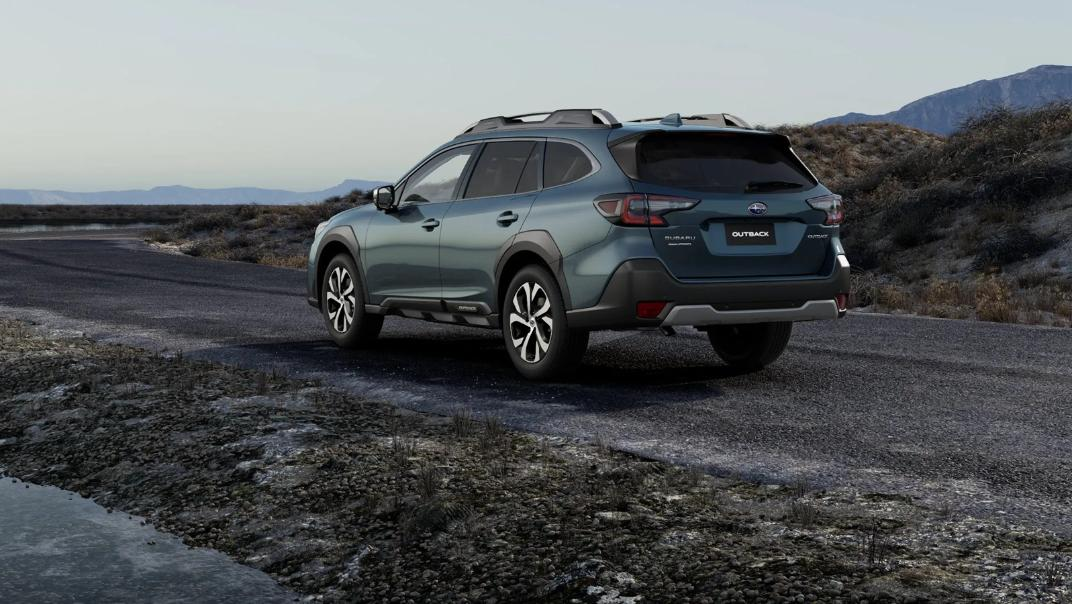 2021 Subaru Outback 2.5i-T EyeSight Exterior 007