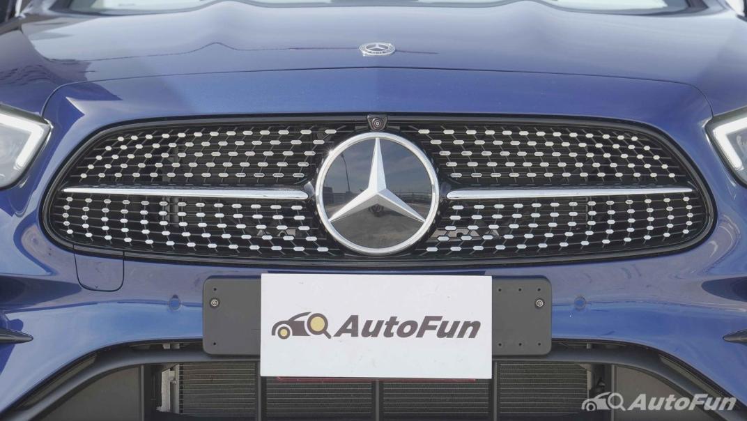 2021 Mercedes-Benz E-Class Cabriolet E 200 AMG Dynamic Exterior 037