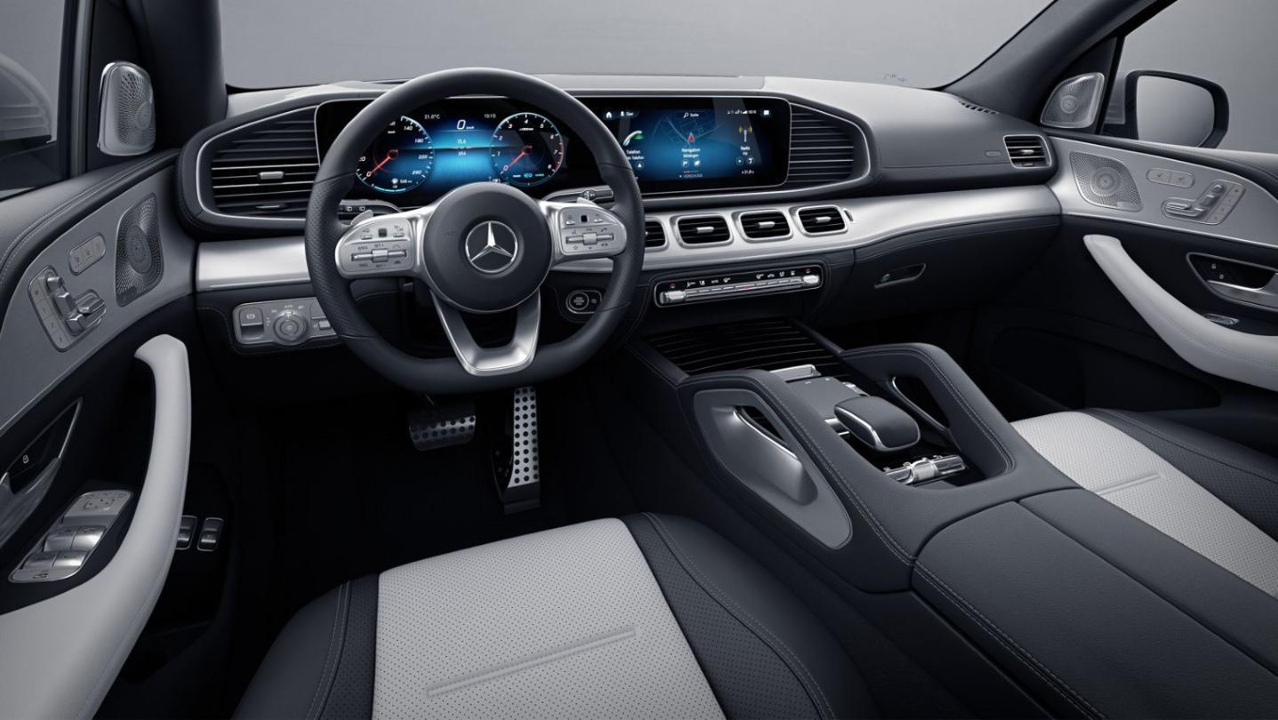 Mercedes-Benz GLE-Class 2020 Interior 011