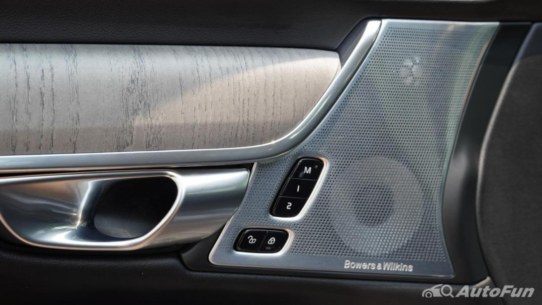 2021 Volvo S90 Recharge Interior 035