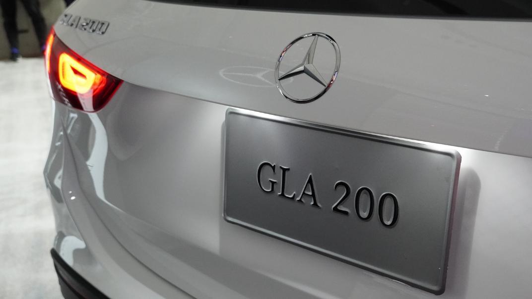 2021 Mercedes-Benz GLA-Class 200 AMG Dynamic Exterior 014