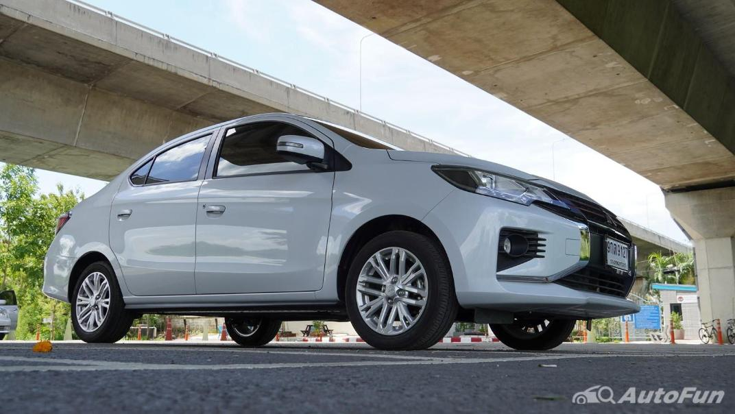 2020 Mitsubishi Attrage 1.2 GLS-LTD CVT Exterior 012