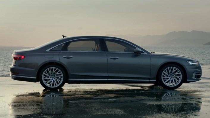 Audi A8 L 2020 Exterior 002