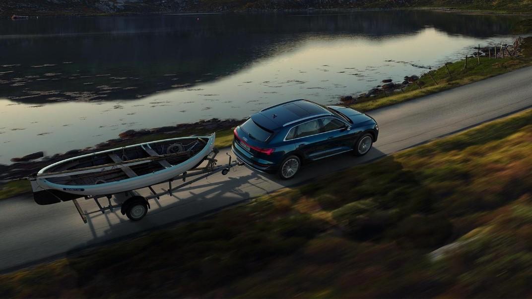 Audi E Tron 2020 Exterior 017