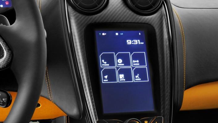 McLaren 570S-New 2020 Interior 004