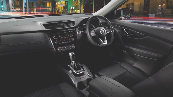Nissan X-Trail 2020 Interior 002
