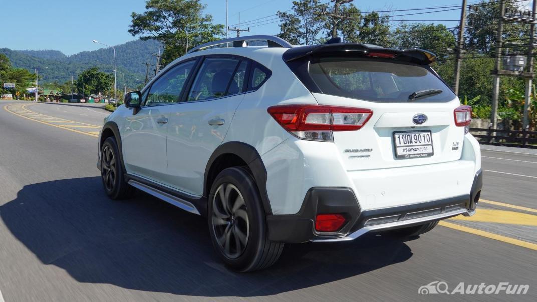 2019 Subaru XV GT Edition Exterior 048