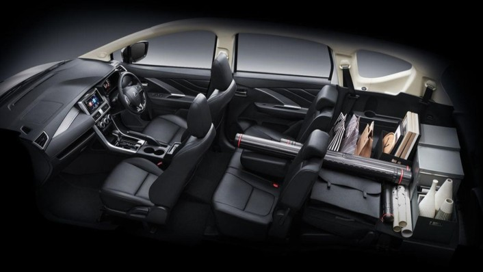 Mitsubishi Xpander 2020 Interior 004
