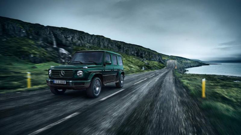 Review: Mercedes-Benz G class รถออฟโรดสุดหรู 02