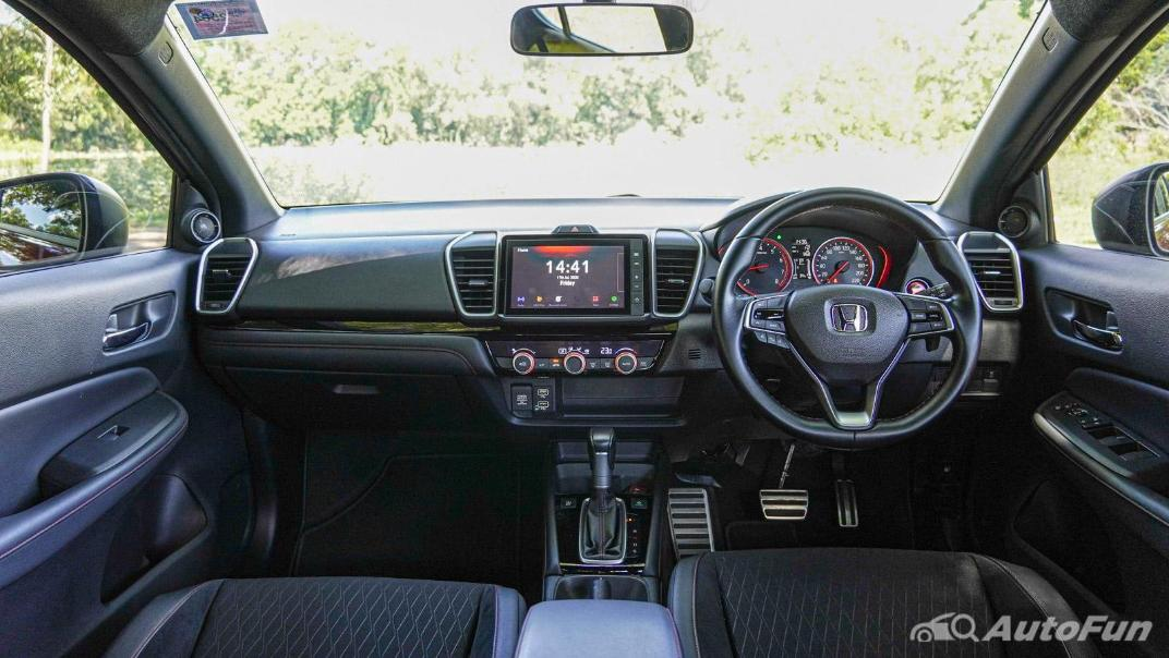 2020 Honda City 1.0 RS Interior 001