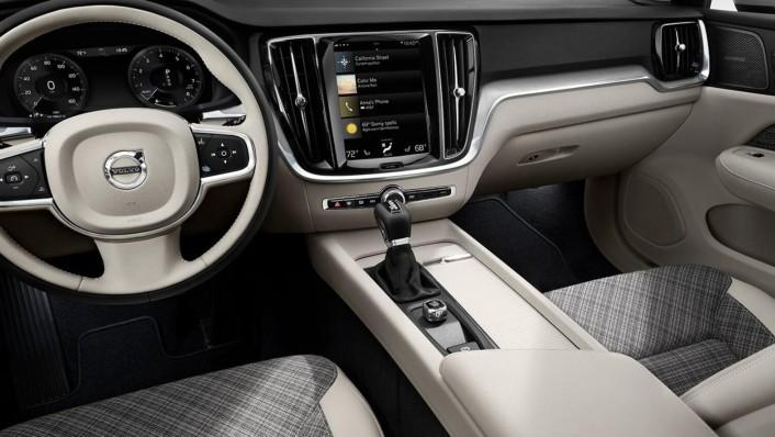 Volvo V60 2020 Interior 001
