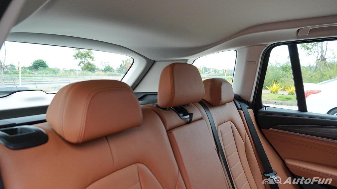2020 2.0 BMW X3 xDrive20d M Sport Interior 059