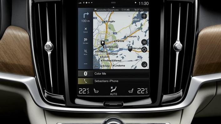 Volvo S90 2020 Interior 004