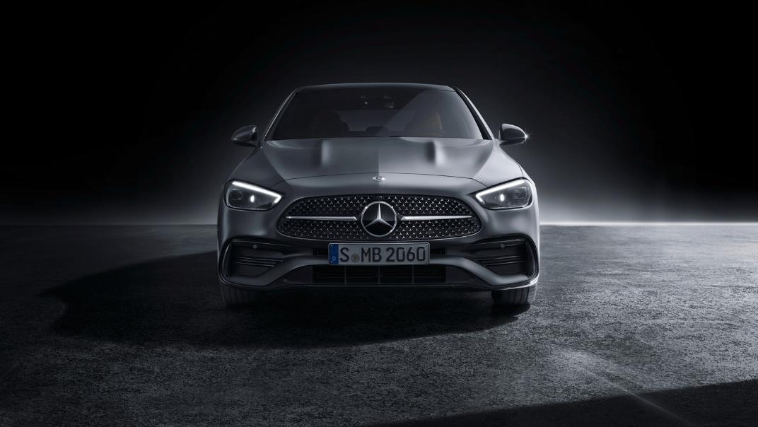 2021 Mercedes-Benz C-Class W206 Upcoming Version Exterior 002