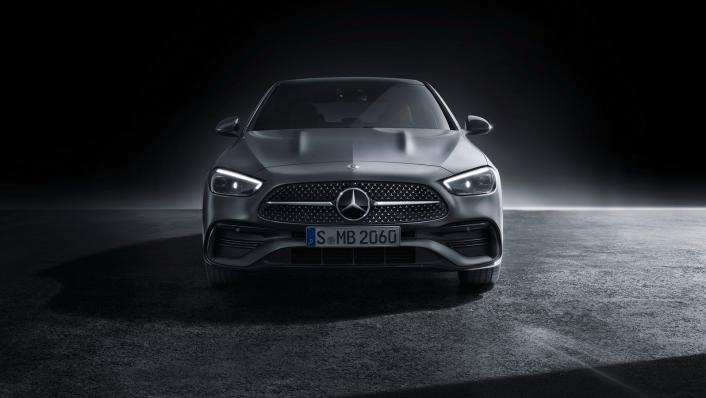 2021 Mercedes-Benz C-Class W206 Upcoming Version Exterior 002