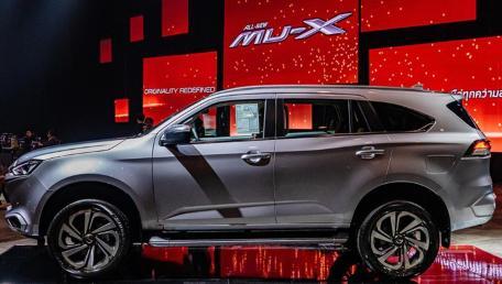 2021 Isuzu MU-X Luxury 1.9 AT 4x2 ราคารถ, รีวิว, สเปค, รูปภาพรถในประเทศไทย | AutoFun