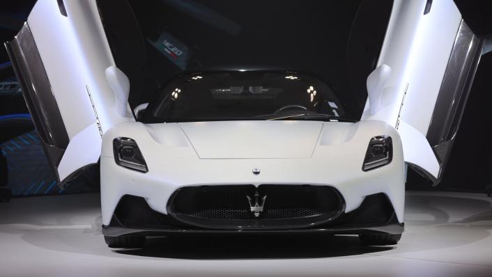 2021 Maserati MC20 Standard Exterior 008
