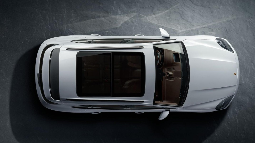 Porsche Cayenne Public 2020 Exterior 008