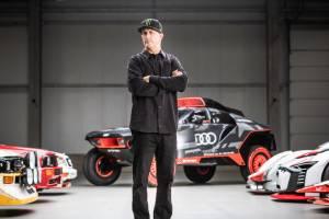 Ken Block ร่วมทำงานกับ Audi เผยอดีตฝังใจกับแบรนด์นี้ และคิดว่า EV เร้าใจไม่แพ้รถน้ำมัน