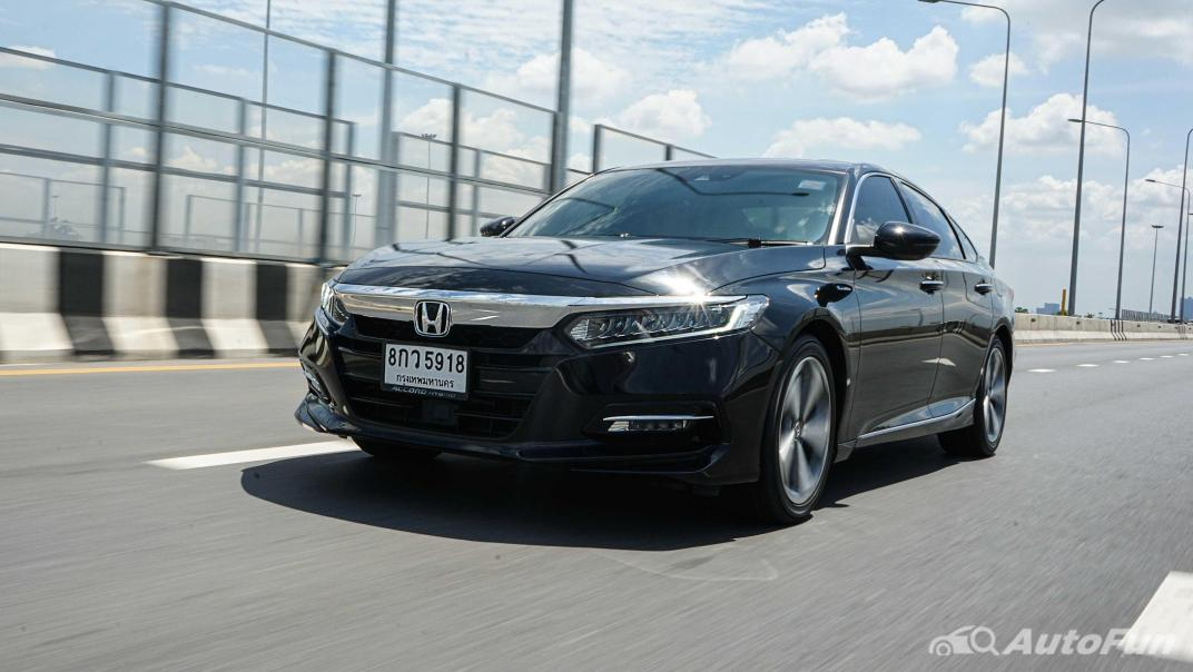 2020 Honda Accord Hybrid Tech Exterior 041