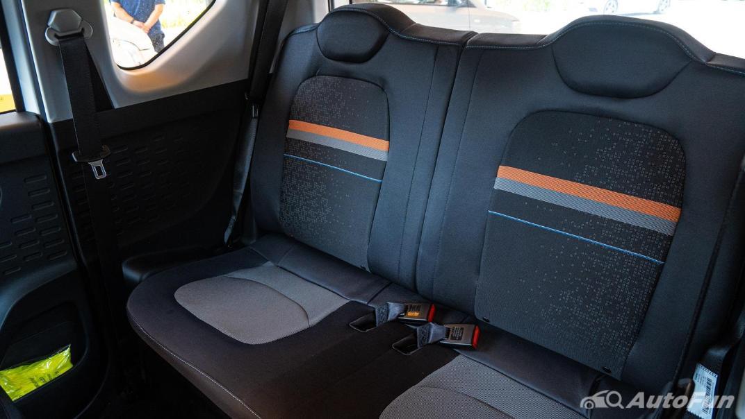 2020 Wuling Mini EV Interior 022