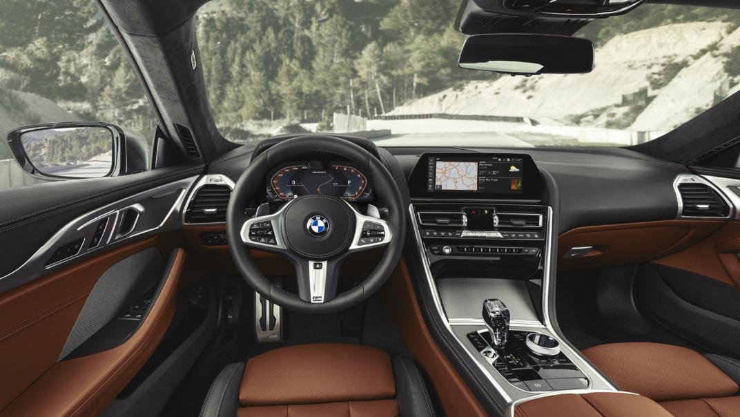 2021 BMW 8 Series Coupe M850i xDrive Interior 001